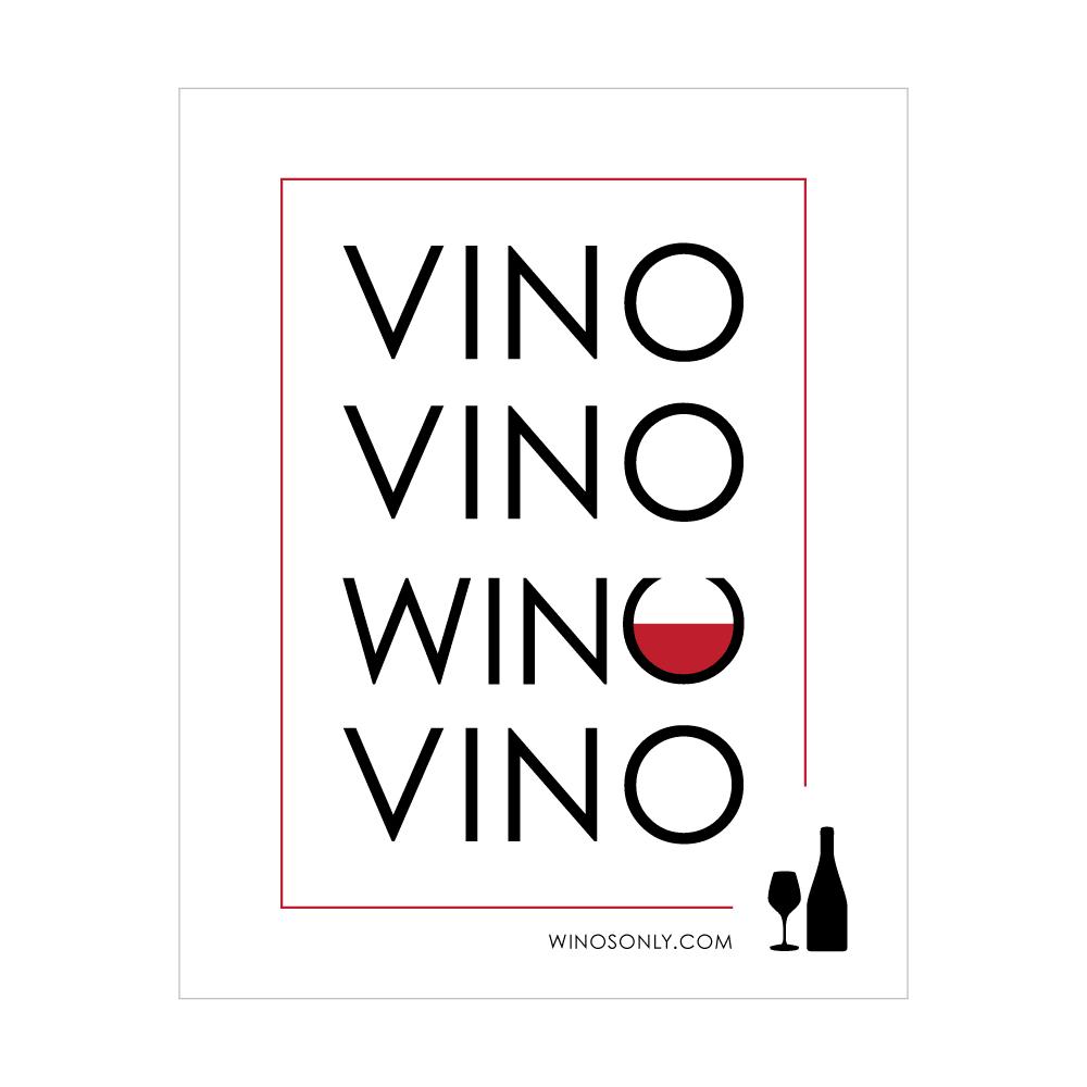 Wine Frame Art Printable PDF