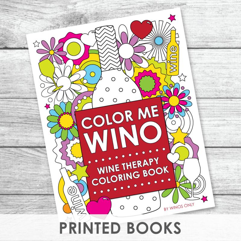 Coloring Book - Printed